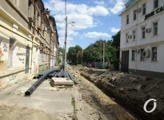 Одесский Деволановский спуск: прошлась стихия по Канаве (фото)
