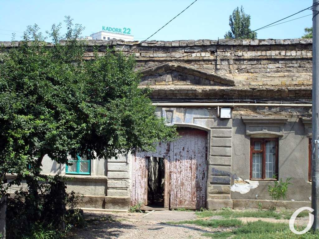Занделовский переулок25