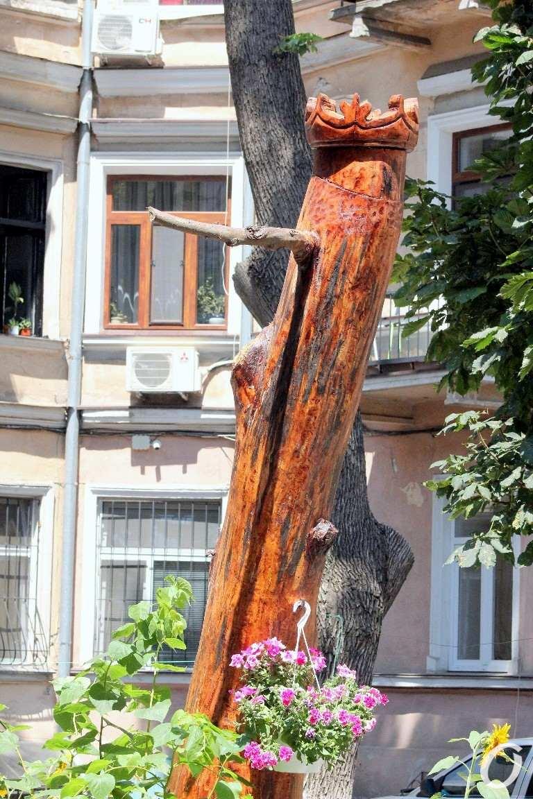 Деревянный креатив, Пастера