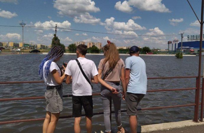 В шаге от большой беды, озеро «7-й километр» и обворованная миллионерша: главные новости Одессы за 22 июля