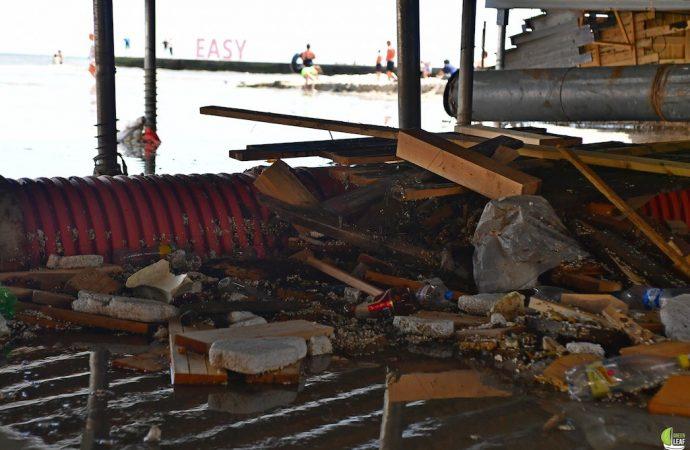 В Одессе отремонтируют сточный коллектор: Аркадия избавится от фекальных вод?