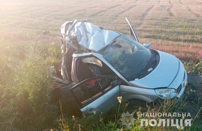 На трассе Одесса – Рени разорвало легковушку – есть жертва