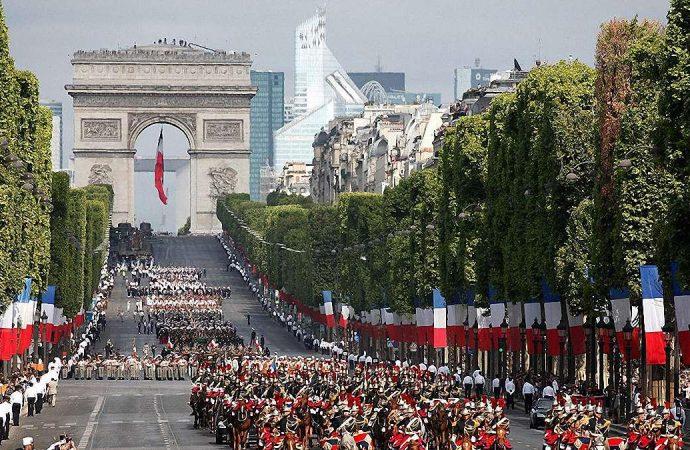 Этот день в истории: парижане захватили Бастилию