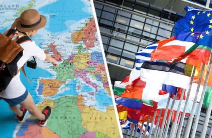 Послы Евросоюза хотят разрешить въезд в страны ЕС туристам из Украины