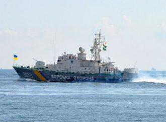 В Одессе началась основная часть «Си Бриз» – морские маневры