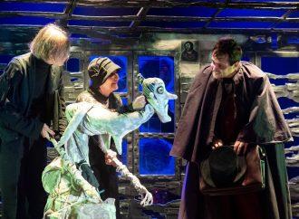 «Мертвые Ду»: в Одесском театре кукол премьера на все времена (фото)