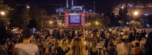 Одесский кинофестиваль-2021: красную дорожку развернут на Потемкинской лестнице