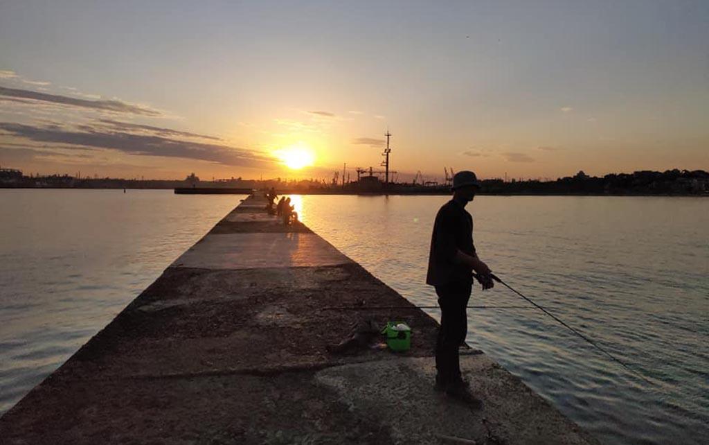 Рыбак Сергей рыбалка