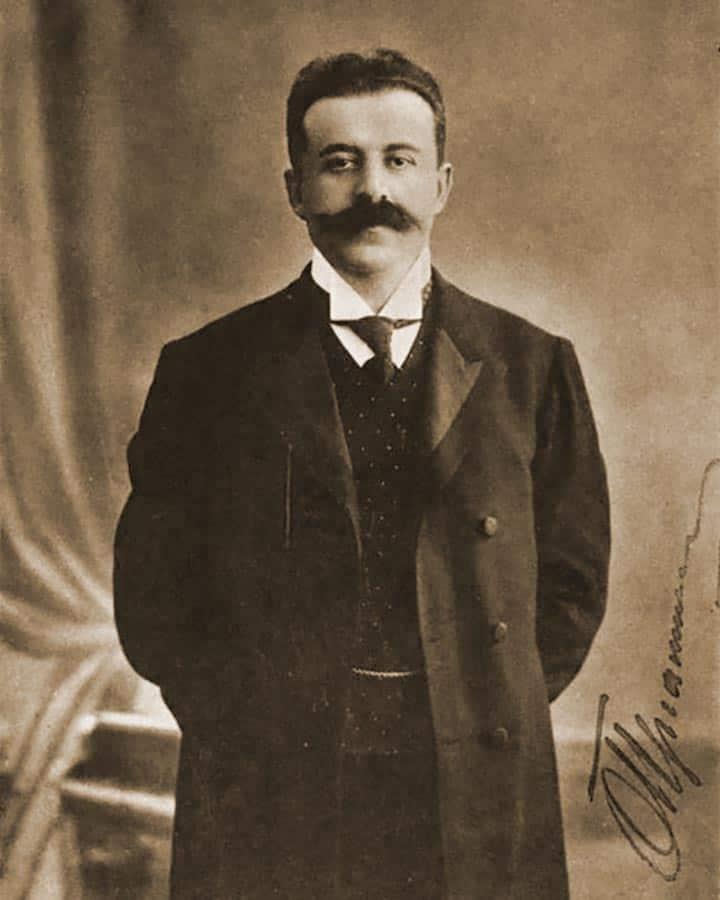 Осип Пергамент адвокат