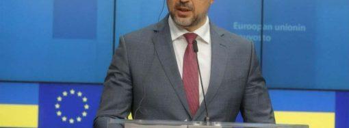 Украина может вступить в ЕС и НАТО через 5-10 лет, – премьер