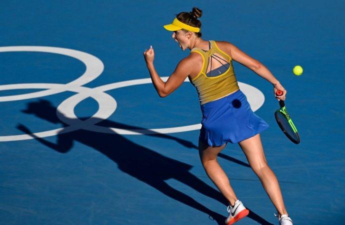 Одесситка Элина Свитолина одержала историческую победу: выбилась в полуфинал Олимпиады