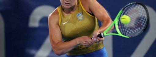 Одесситка Эллина Свитолина выиграла «на характере» олимпийскую бронзовую медаль