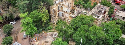 Наше одесское наследие — Масонский дом: к юбилею исторического «гроха»
