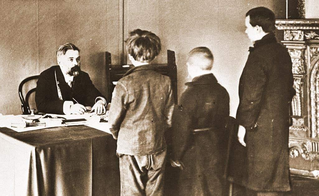 адвокат прием 19 век