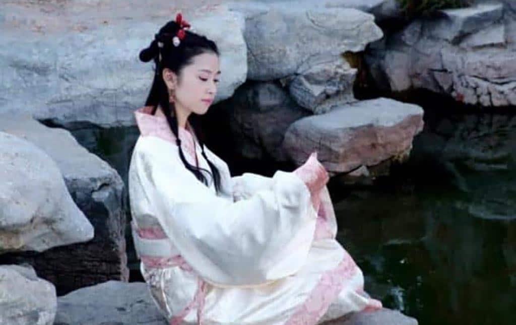 белый траур япония