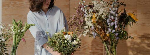 Как выбрать букет из такого обилия цветов?