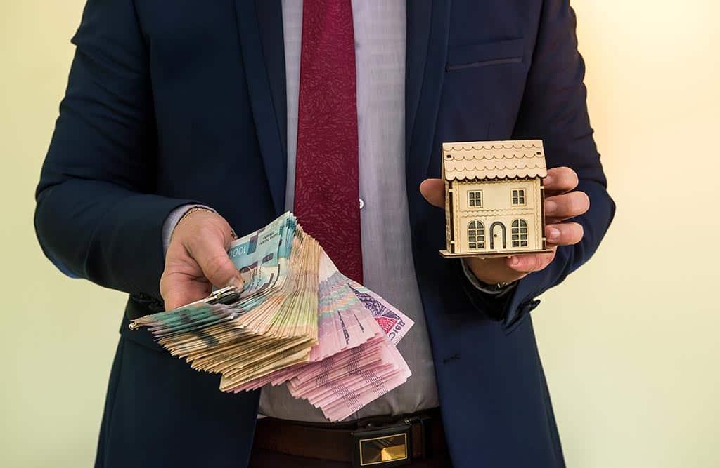 деньги. дом налоги