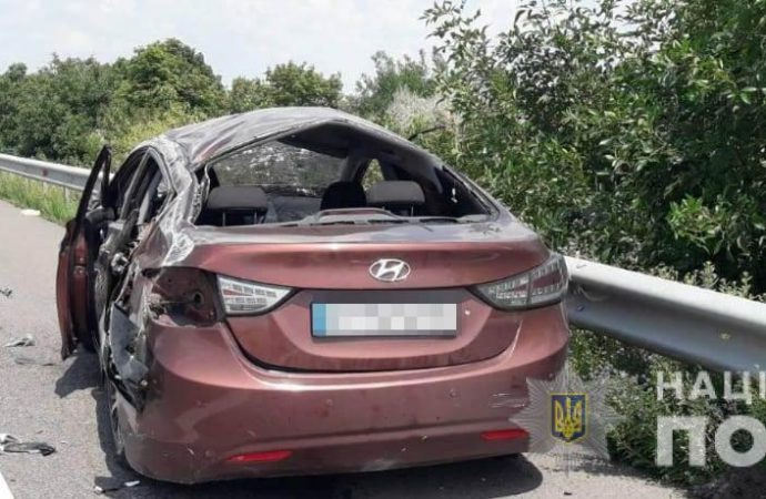 На трассе Одесса-Киев разбились мать с дочерью