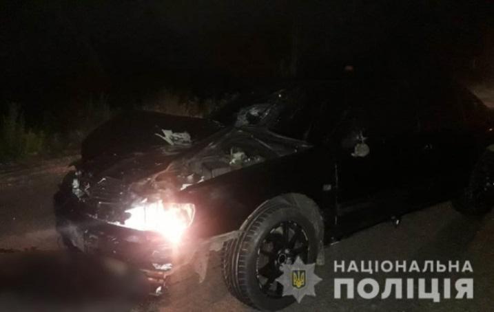 на трассе Одесса-Рени сбили трех человек