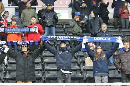 Фанаты «Черноморца» потребовали выгнать главного тренера – или они устроят беспорядки