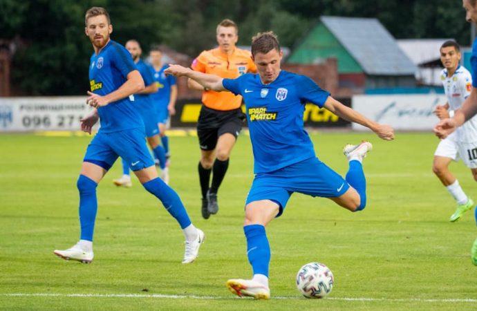 «Черноморец» начал выступления в футбольном чемпионате Украины – неудачно