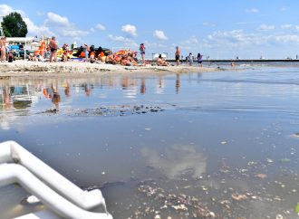 Купаться на одесских пляжах опасно – виноват ливень