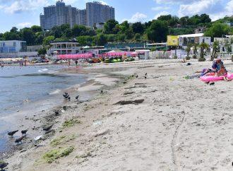 Температура морской воды в Одессе 24 июля: море теплое, но купаться не стоит