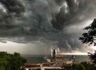 Погода в Одессе 3 августа: штормовое действует