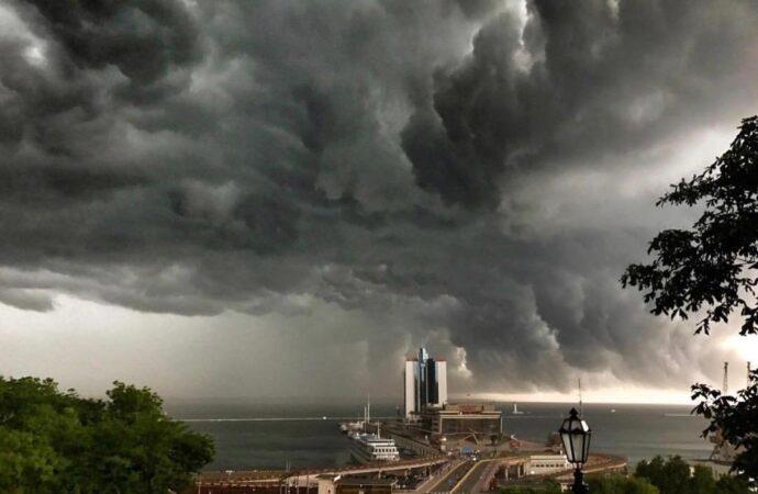 Погода в Одессе 5 июля: объявлено штормовое предупреждение