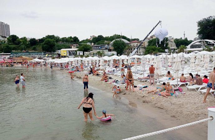 Температура морской воды в Одессе 18 июля: самое время купаться