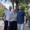 Наконец-то дома: одесские яхтсмены, освобожденные в Грузии, вернулись в Украину (видео)