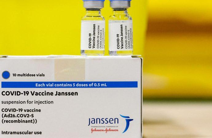 Вакцину от Johnson & Johnson  зарегистрировали в Украине