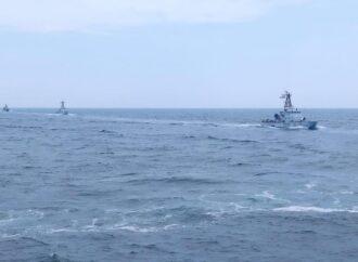 «Си Бриз–2021»: два украинских катера прошли оценку по стандартам НАТО