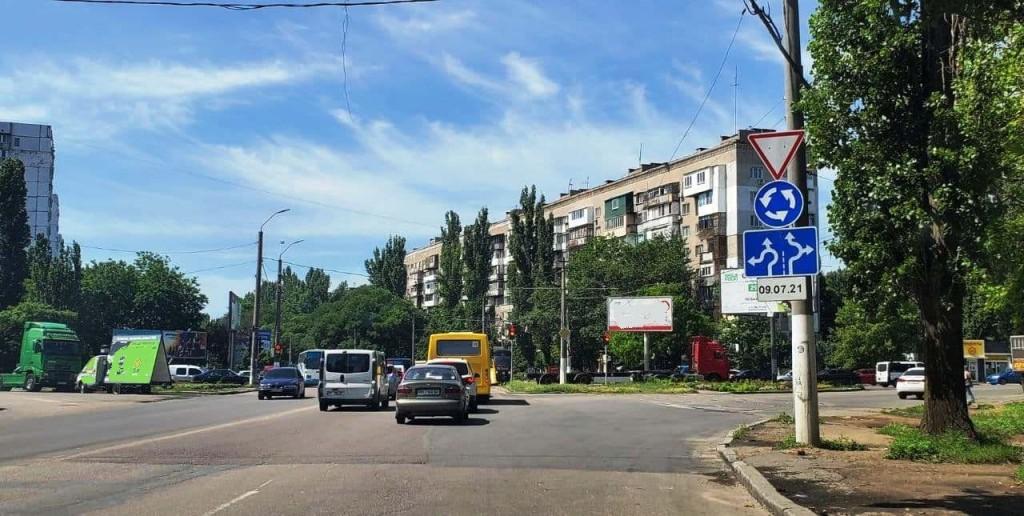 круговое движение на Котовского2