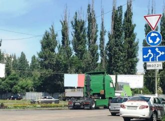 На поселке Котовского вводится круговое движение – где и когда (схема, фото)