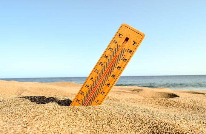 Температура морской воды в Одессе 12 августа: море стабильно теплое