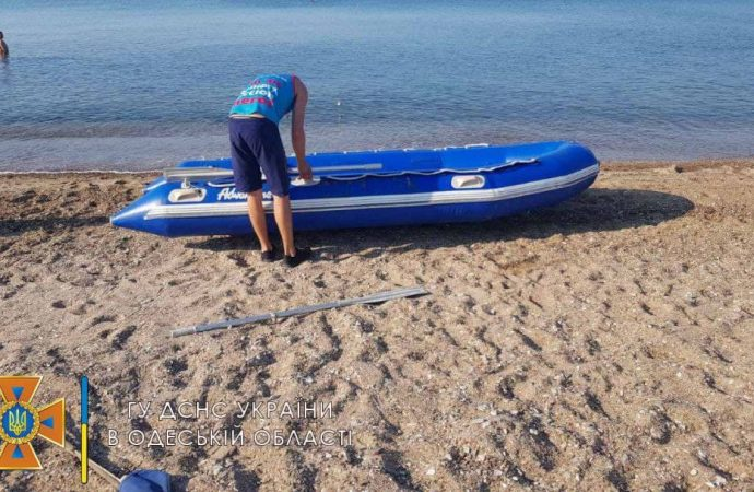 Пропавшего под Одессой подводного охотника нашли мертвым