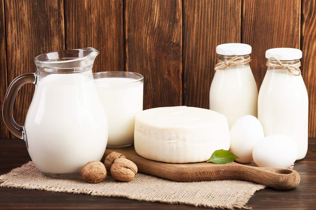 молоко молочка