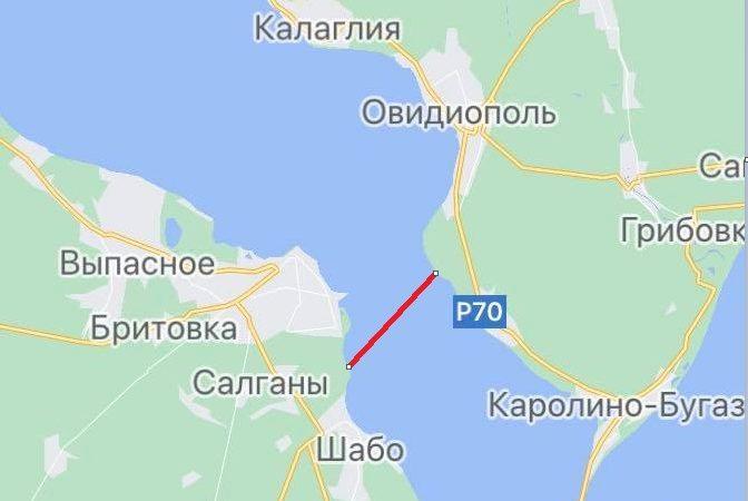 В Одесской области мост через лиман соединит Овидиополь и Белгород-Днестровский