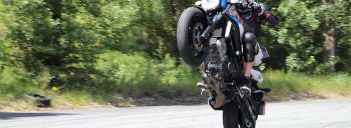 Езда на мотоцикле без прав