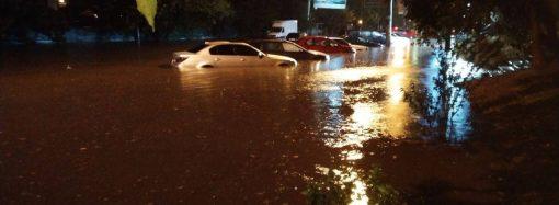 Одессу накрыла стихия: из-за сильнейшего дождя затоплены целые районы города (фото, видео) ОБНОВЛЯЕТСЯ