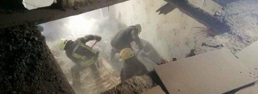 В Одессе рухнул потолок в квартире на Молдаванке – есть жертва (фото)