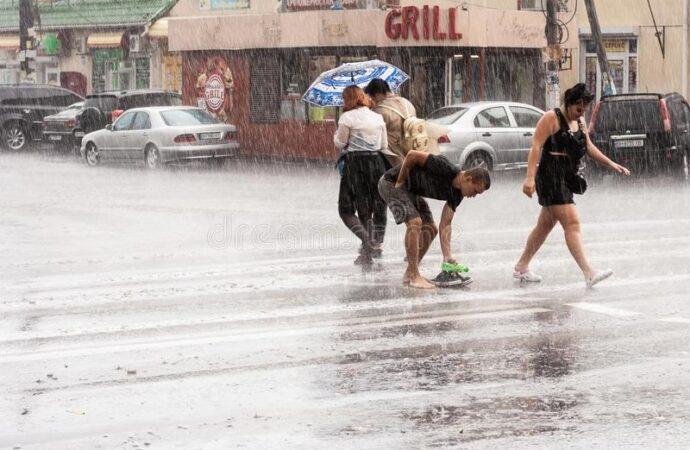 Прогноз погоды в Одессе на 6 июля: снова дожди?