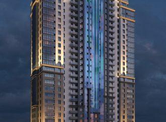 В Одессе заканчивают строить самый высокий дом: сколько этажей и как с пожарной безопасностью (фото и видео)