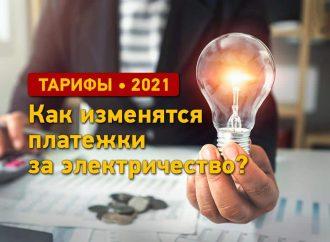 Тарифы на электричество: как изменятся платежки за свет?