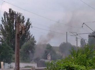 В Одессе окутало дымом Пересыпь – что случилось? (видео)