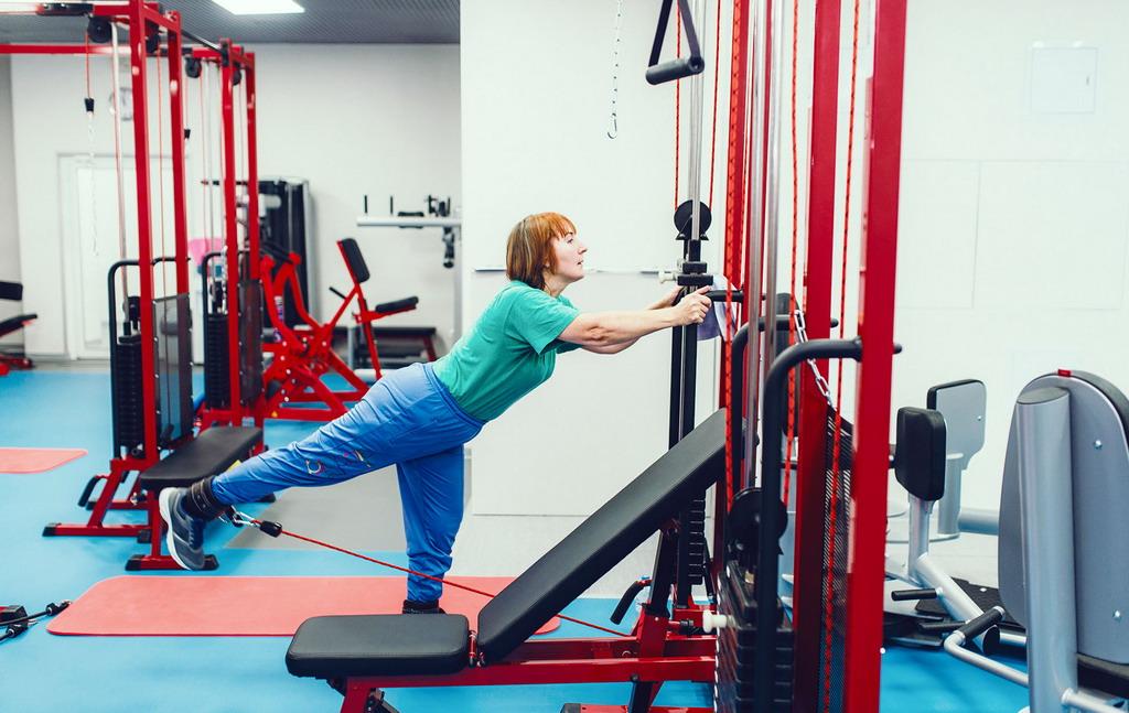 тренировка суставов