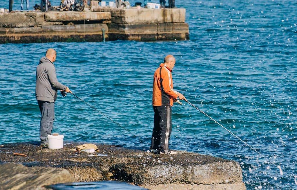 рыбалка по-одесски