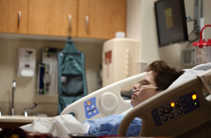 В одесских больницах появилась «очередь в реанимацию»