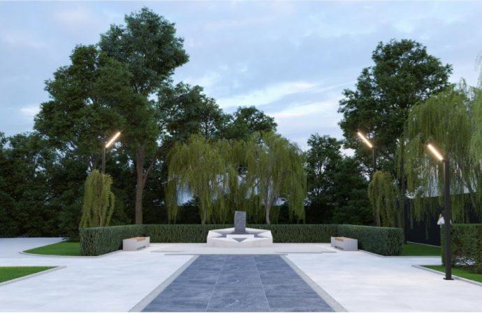 Одесситам покажут проекты сквера-мемориала «Против забвения» на Люстдорфской дороге